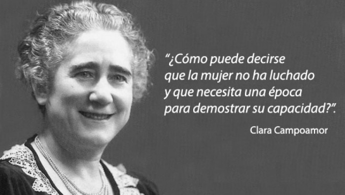 Clara Campoamor - Beatriz Becerra