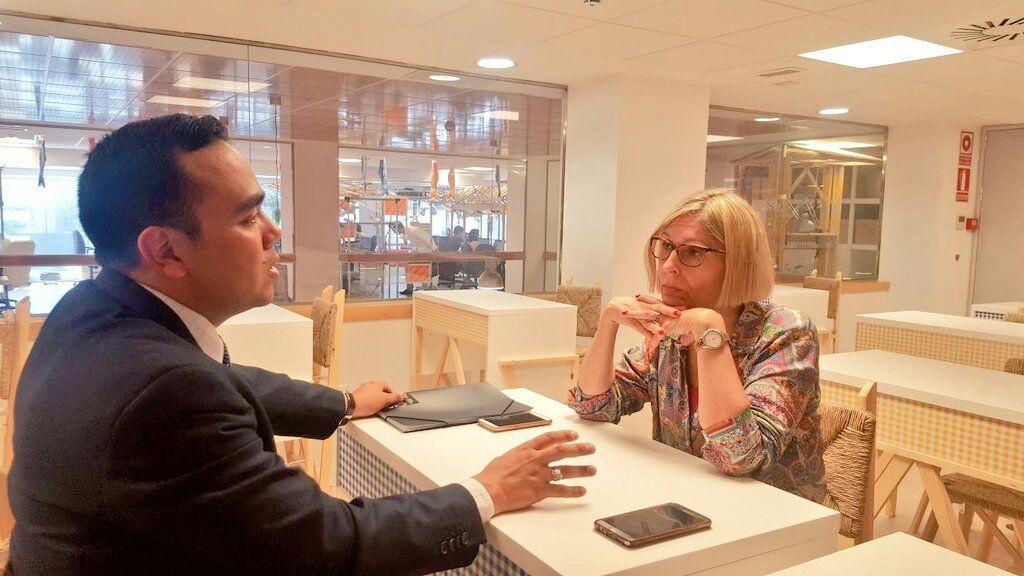 Entrevista a Beatriz Becera