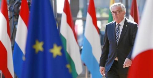 Juncker Cataluña