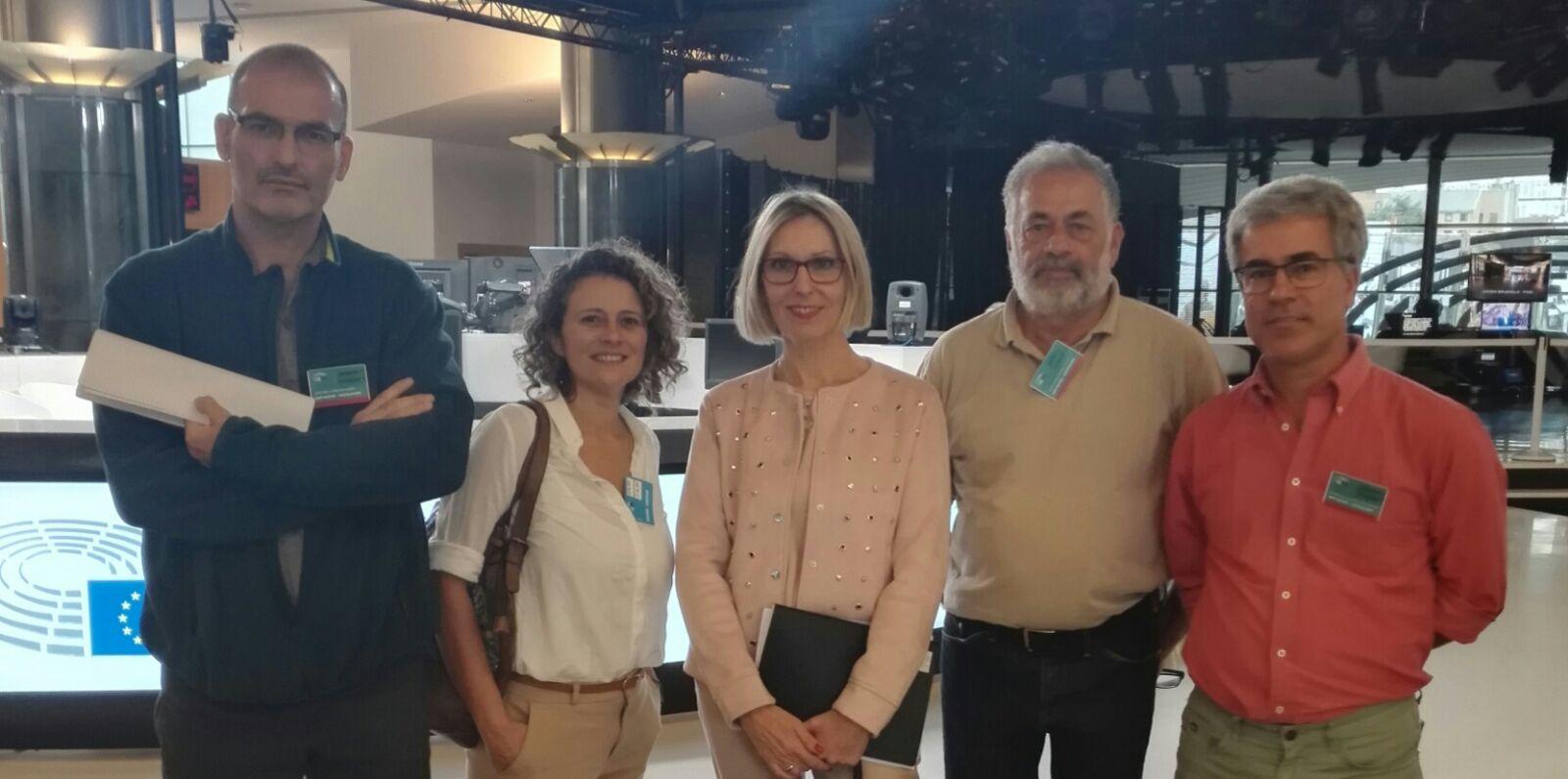 Beatriz Becerra Ley del Suelo de Canarias