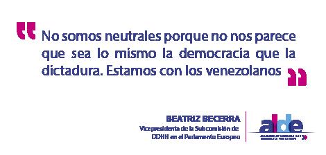 Venezuela Beatriz Becerra