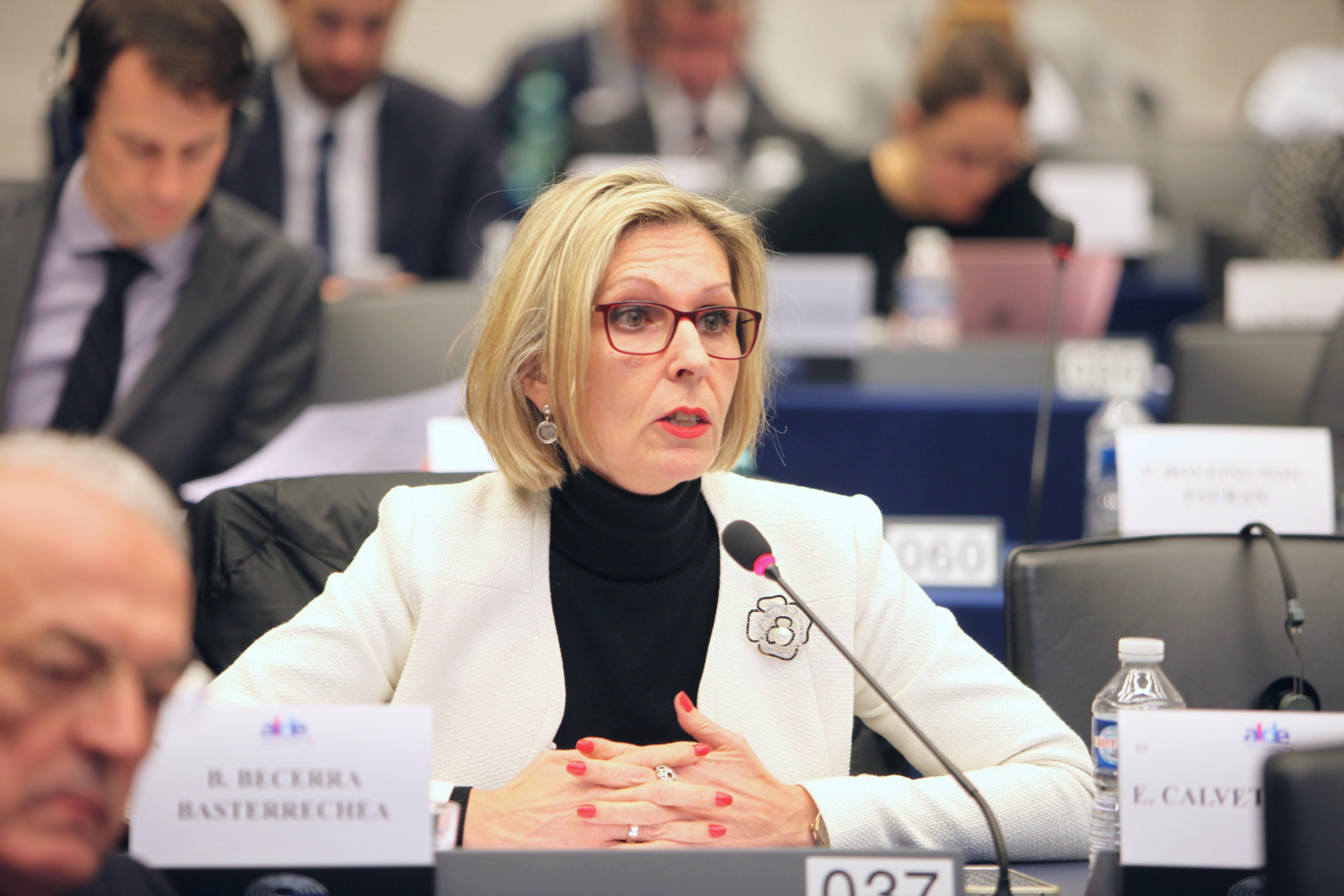 """""""La Comisión Europea tiene que regular con condiciones claras y precisas la retención de datos como instrumento en la lucha contra el crimen"""""""